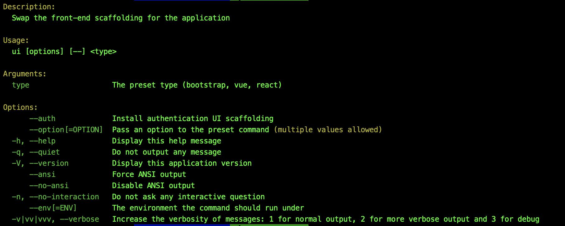 Thêm authentication vào Laravel 6.x và 7.x